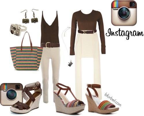 Dagens Outfit - Instagram
