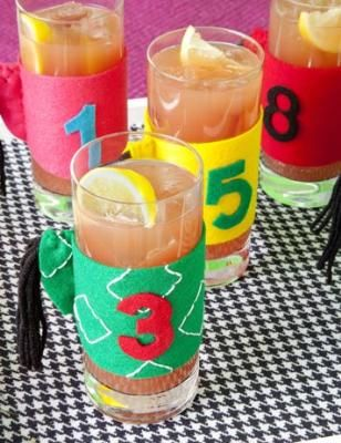 How to Make a Derby Drink Holder