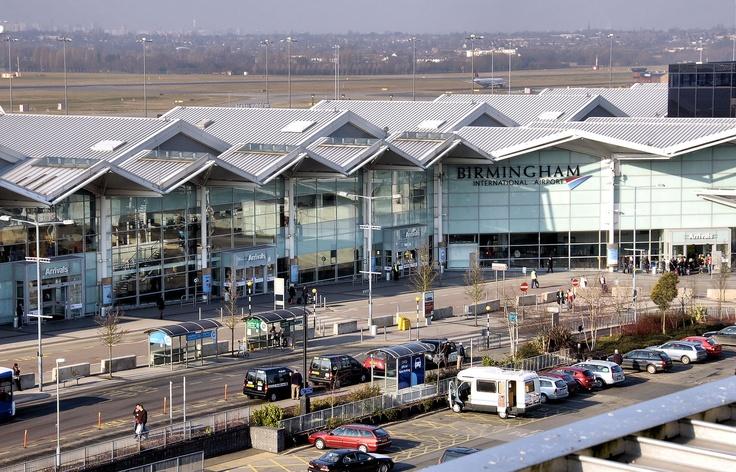 Birmingham Airport , England