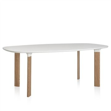 Fritz Hansen Analog Table - Style # JH63-JH83, Contemporary Dining Table – Modern Dining Table – Round Dining Table   SwitchModern.com