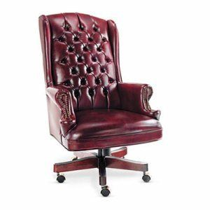 Traditional office chair - Pin it :-)  Follow us :-)) AzOfficechairs.com is your Office  chair Gallery ;) CLICK IMAGE TWICE for Pricing and Info :) SEE A LARGER SELECTION of  traditional office chair at http://azofficechairs.com/category/office-chair-categories/traditional-office-chair/ -  office, office chair, home office chair -  Alera Traditional Series Wing Back Swivel/Tilt Chair, Oxblood Burgundy ALECE41VY31MY « AZofficechairs.com
