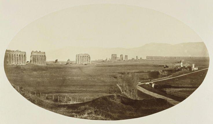 Robert Macpherson (photographer) [Scottish, 1811 - 1872], The Campagna near Rome, British, 1850s