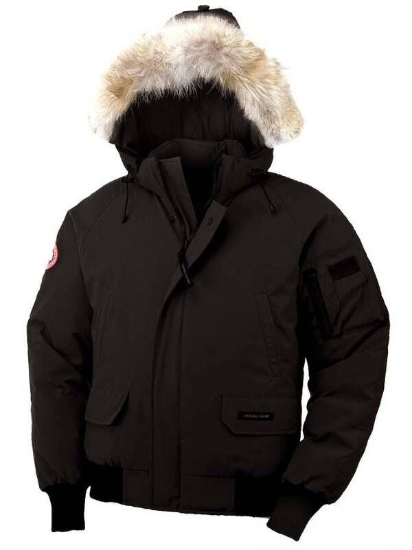 #Warm The King Of Quantity Canada Goose Men Chilliwack Bomber Black Parka Good Products Never Ask Market!