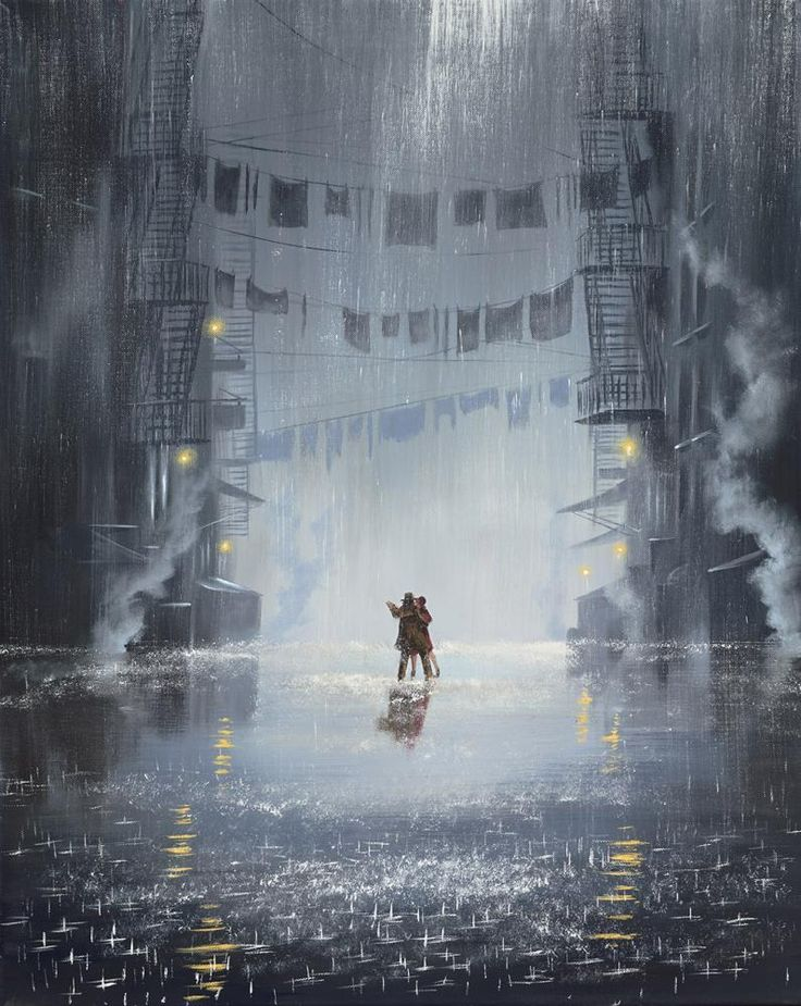Jeff Rowland - Dance Between the Raindrops