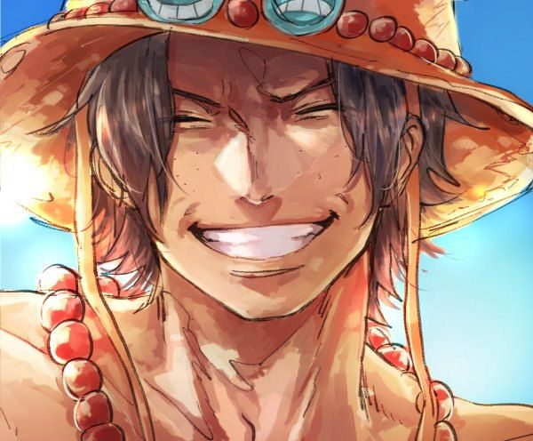 Portgas D. Ace One piece
