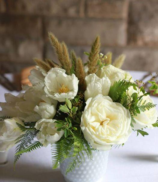 14 best wedding images on pinterest wedding ideas flower wedding flower arrangements winter flowers casual just like my favorite style personality i love mightylinksfo