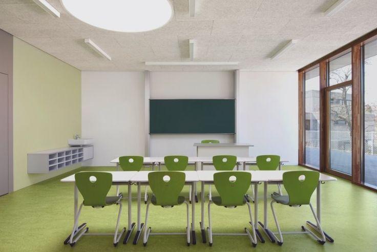 Szkoła podstawowa w Gmud, Niemcy