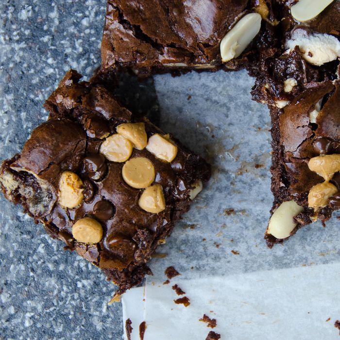 fluffer nutter brownies