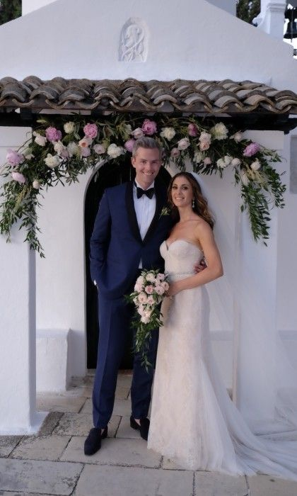 """Million Dollar Listing New York star Ryan Serhant and his wife Emilia Bechrakis call New York City home, but when planning their July 7 wedding, the couple of five years knew they wanted to travel for their special day. """"I never imagined what my wedding day would look like, but I knew I wanted to get married in Greece,"""" Emilia, who along with her husband will showcase their nuptials on Bravo starting on September 22, tells HELLO!. """"That's where my family is from, where my parents live and…"""