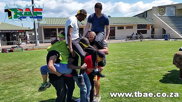 TBAE #SAPD #TeamBuilding #CorporateFunDay