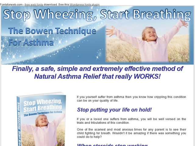 how to get permanent relief from asthma