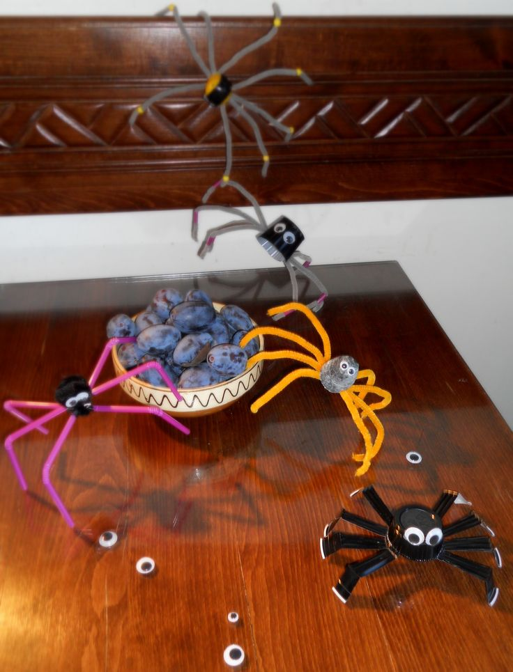 Spiders Decor