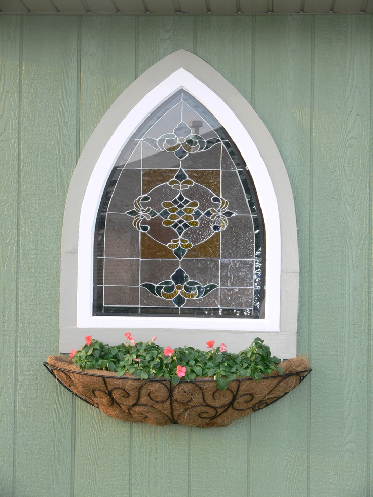203 Best Images About Hanging Stained Glass Panels On