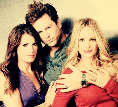 Chelsea, Adam & Sharon