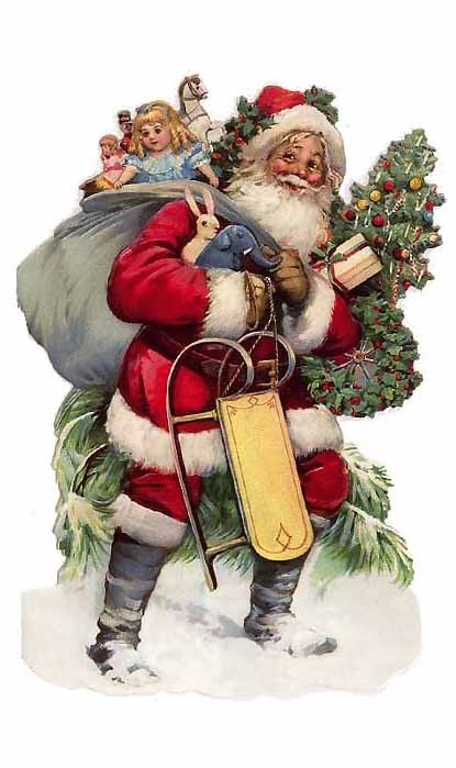 Santa's Christmas Buon Natale, merry christmas, joyeux noel, feliz navidad, frohe weihnachten, god jul, nollaig shona, feliz natal, क्रिसमस, gleðileg jól, hyvää joulua, kαλά xριστούγεννα, 聖誕節快樂, glædelig jul, メリークリスマス. by andandoadagio.com