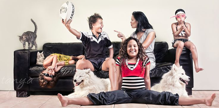 """""""A Day In The Life Of Mum"""" - Copyright Tanya Love. www.tanyalove.com.au 2013. All rights reserved."""