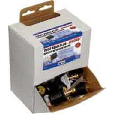Sea Sense Drain Plug 1' Twist Brass 24pc Display