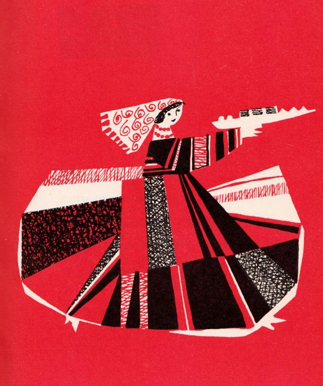 illustrated by Czeslaw Wielhorski