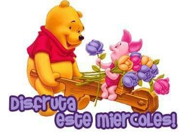 Buenos Dias Feliz Miércoles Ya Mitad De Semanita!!! Demos Gracias Por Un Nuevo Día,Por Tener El Amor Y El Cuido De Dios..... Pasen Todos Un Excelente Día.