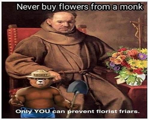 friars things that make