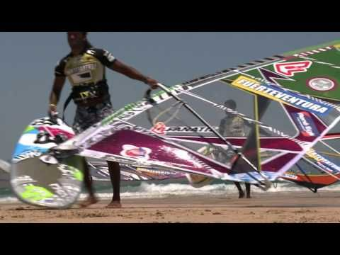 Windsurf Freestyle PWA Fuerteventura Grand Slam 2011