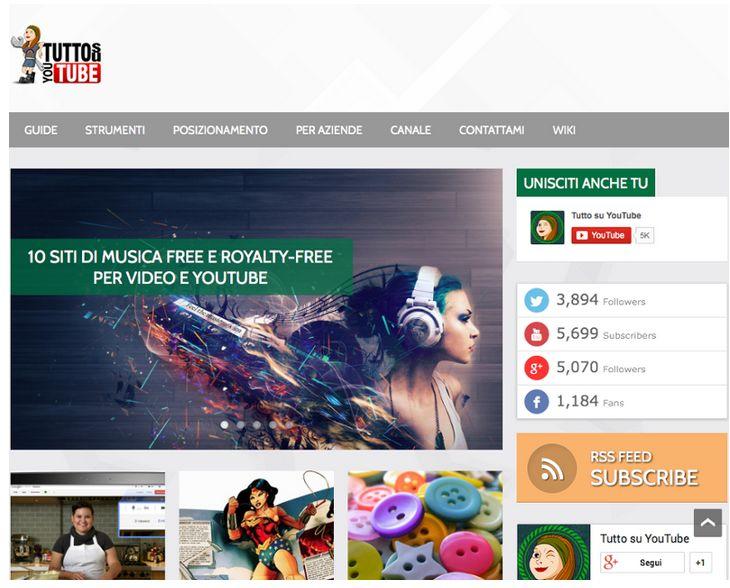 Nicchia: Tutto ciò che riguarda YouTube e come usarlo - by Anna Covone - www.tuttosuyoutube.it