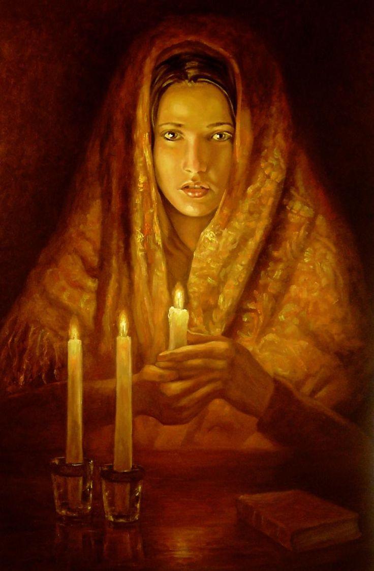 Sabat by Boris Dubrov #shabbat