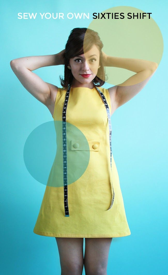 easy dress sewing pattern