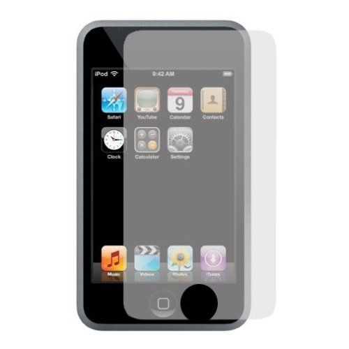 EMPIRE 5-Pack LCD Screen Protector with Lint Cleaning Cloth for Apple iPhone 3G 8GB 16GB [EMPIRE Packaging] $1.03