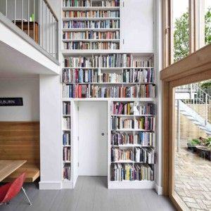 Kilburn Nightingale remodels Hackney  townhouse with sweet-chestnut joinery