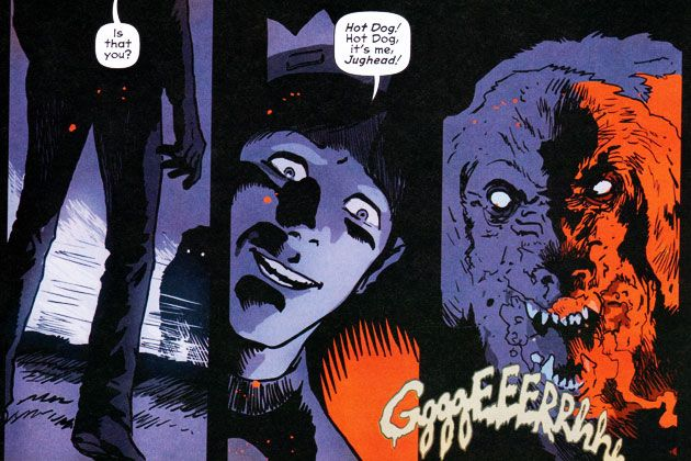 Buy This Book: 'Afterlife With Archie' #1 via @ComicsAlliance