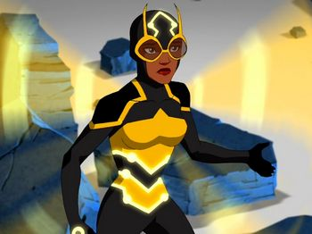 Bumblebee - Young Justice Wiki: The Young Justice resource with episode, season, and character guides