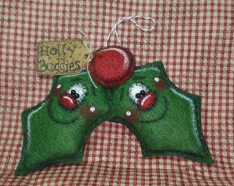 E-Pattern  Christmas Treat Pins/Ornies Pattern 142
