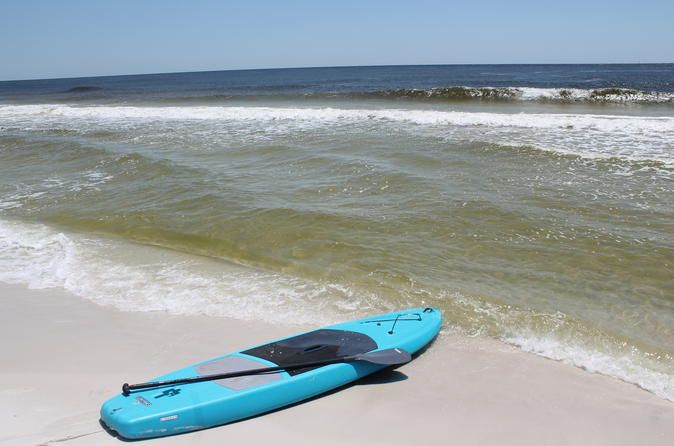 Stand Up Paddle Board Rental in Panama City Beach This full day stand up paddleboard rental is a great way to explore some of Florida's best beaches and waters! Free paddleboard delivery and pickup is available anywhere in Panama City Beach and along scenic route 30A.Stand up paddleboards are a fun way to explore the waters of Florida and enjoy the outdoors! You'll have a great time paddleboarding through South Walton's coastal dune lakes or the warm waters of the Gulf of Mex...