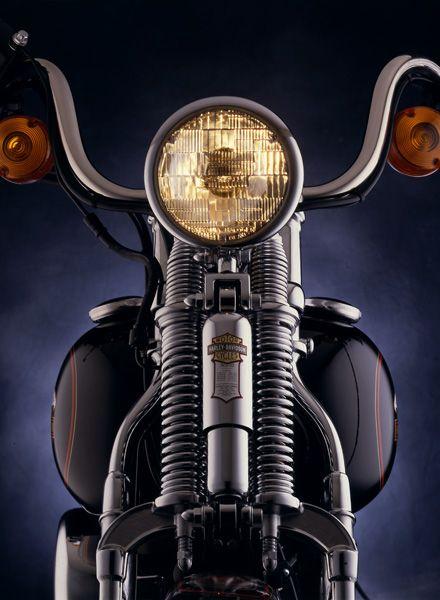 Harley Davidson - FXSTS Springer Softail