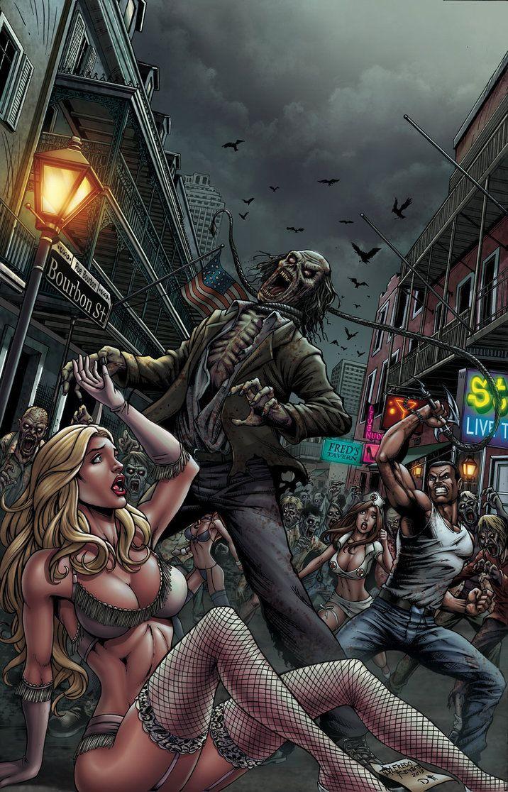 Секс сказки zombi