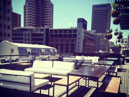 Cartel Rooftop Bar venue