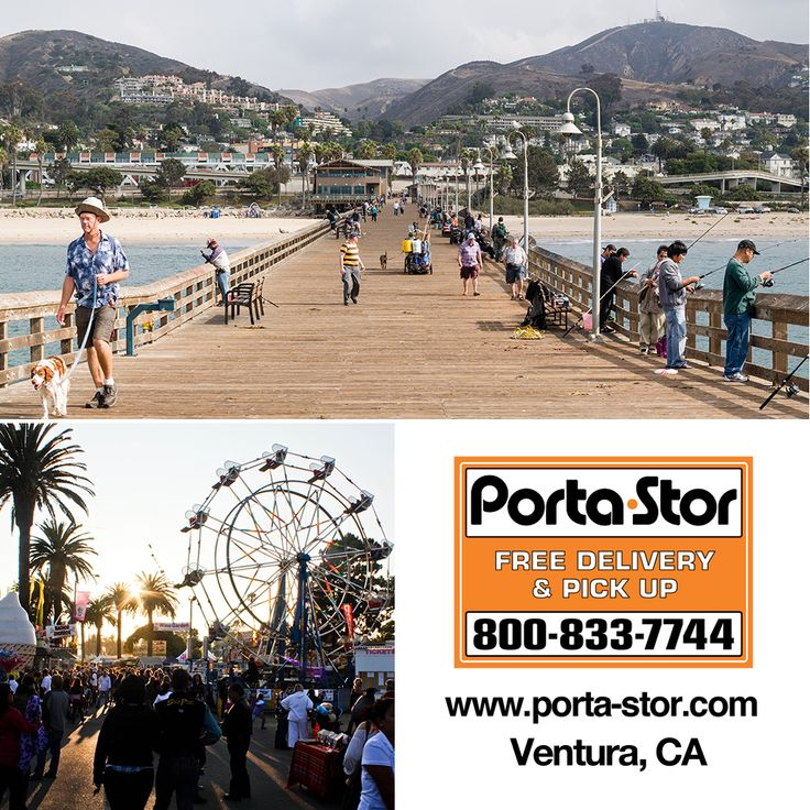 Need to Rent Storage Containers in Ventura, California? Call Porta Stor at 1-800-833-7744 for info to Rent Storage Containers in Ventura, California.