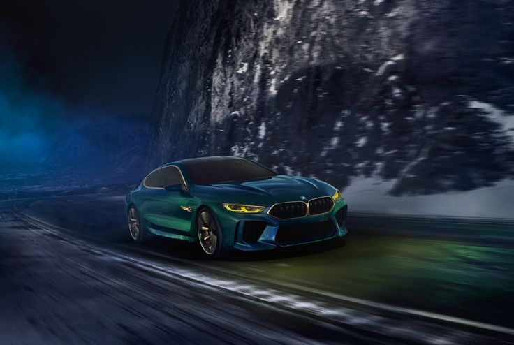 #BMW #Concept #M8 #GranCoupe #SheerDrivingPleasure #MPerformance #xDrive #Luxury #Drift #Badass #ProvocativeEyes #Sexy #Hot #Burn #Live #Life #Love #Follow #Your #Heart #BMWLife