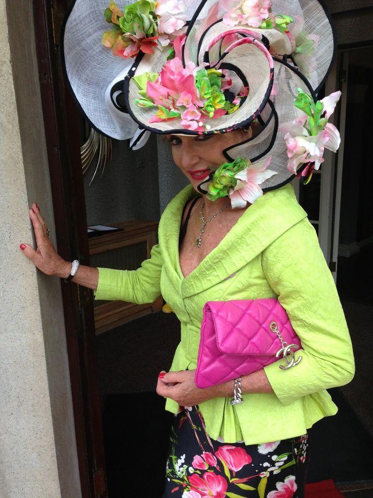 Royal Ascot Hats | Royal Ascot 2013. Hat created by Eleda Hats,