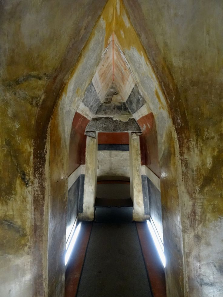 Gallery - The Thracian tombs near Kazanlak - https://blog.kittbg.com/gallery-thracian-tombs-kazanlak/