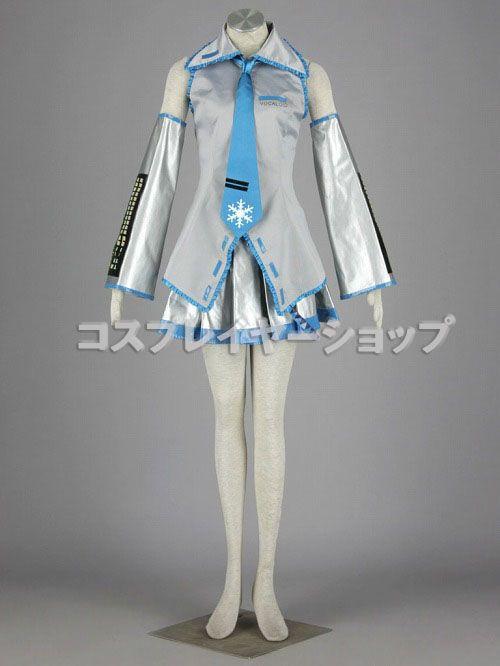 VOCALOID(ボーカロイド) 初音ミク 雪ミクコスプレ衣装【楽天市場】
