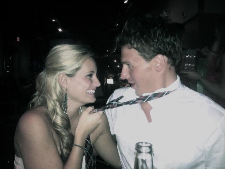 ryan lochte with his girlfriend Brooke