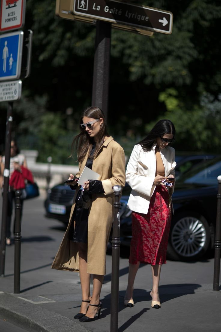 Paris Couture Street Style Fall 2016 | Day 4 – The Impression