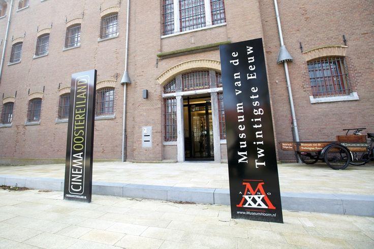 Museum van de twintigste eeuw, Oostereiland te Hoorn