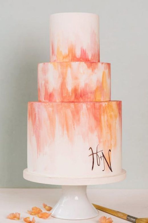 1665 best Rustic Wedding Cakes images on Pinterest Country wedding