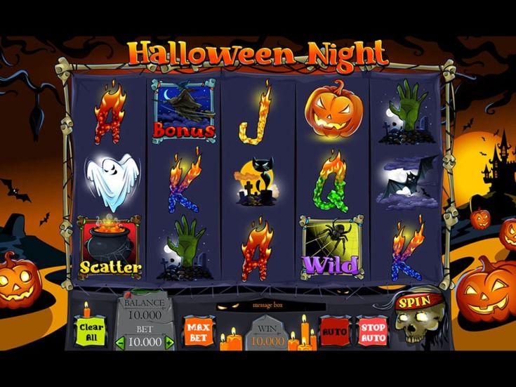 Halloween Slots Themes Online