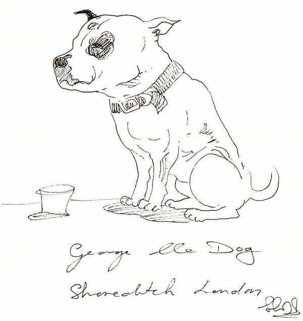 George the Dog, John Dolan