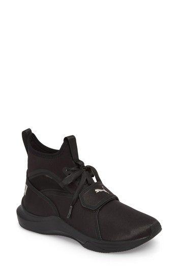 49d68c831799ed PUMA PHENOM SATIN EP HIGH TOP TRAINING SHOE.  puma  shoes