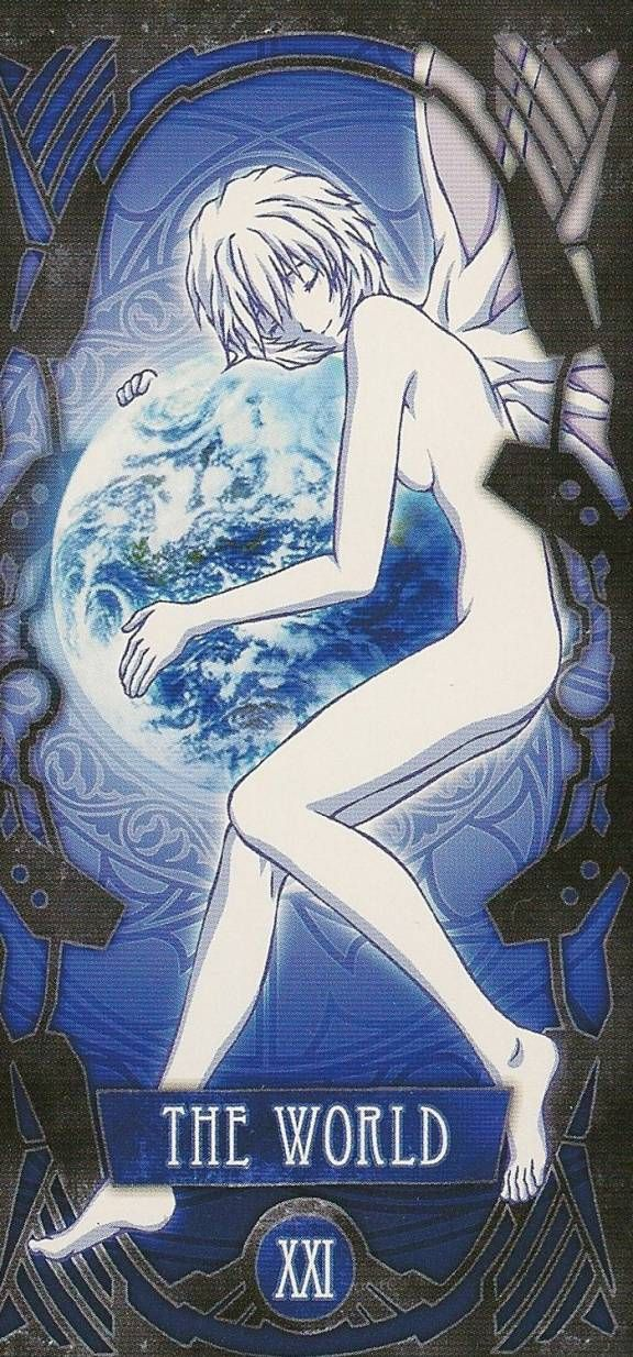 Tarot: Rein (El Mundo)